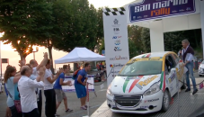 Rally Italia Talent 2014, Rally San Marino Happy End