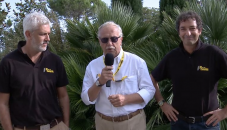 RIT 2014 Rally Legend, Claudio Bortoletto intervista Stefano e Andrea.