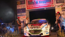 Rally del Reggello 2015, De Dominicis Carbontech